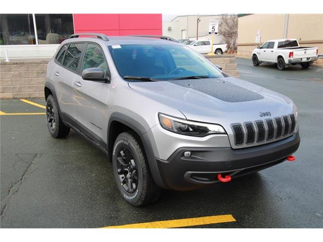 2021 Jeep Cherokee Trailhawk (Stk: PW1515) in St. Johns - Image 1 of 21