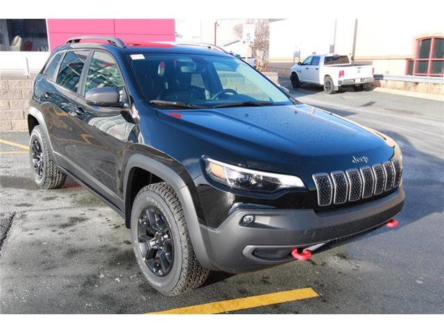 2021 Jeep Cherokee Trailhawk (Stk: PW1530) in St. Johns - Image 1 of 22