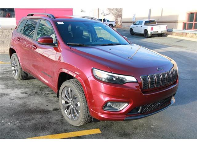 2021 Jeep Cherokee Limited (Stk: PW1595) in St. John\'s - Image 1 of 21