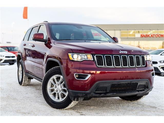 2018 Jeep Grand Cherokee Laredo (Stk: P4828A) in Saskatoon - Image 1 of 16