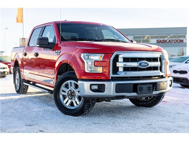 2015 Ford F-150  1FTEW1EF1FFC00348 P4813A in Saskatoon