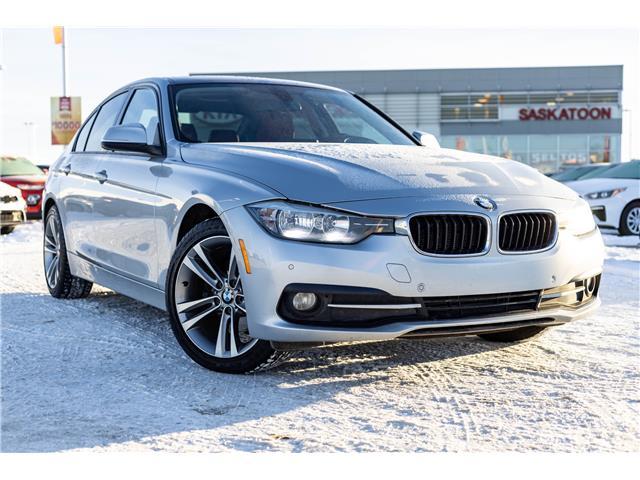 2016 BMW 320i xDrive WBA8A3C51GK688482 40314A in Saskatoon