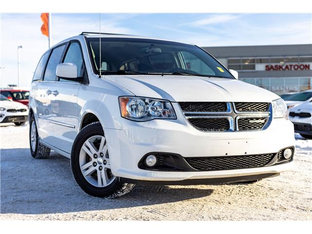 2017 Dodge Grand Caravan Crew (Stk: P4803) in Saskatoon - Image 1 of 20