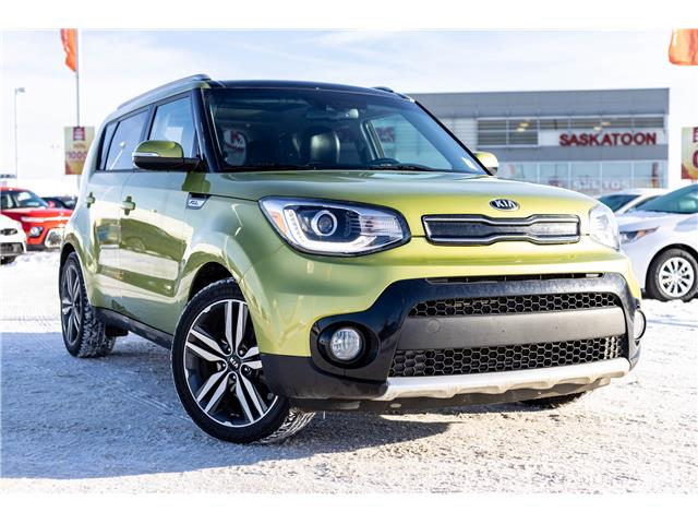 2017 Kia Soul EX Tech (Stk: 41072A) in Saskatoon - Image 1 of 19