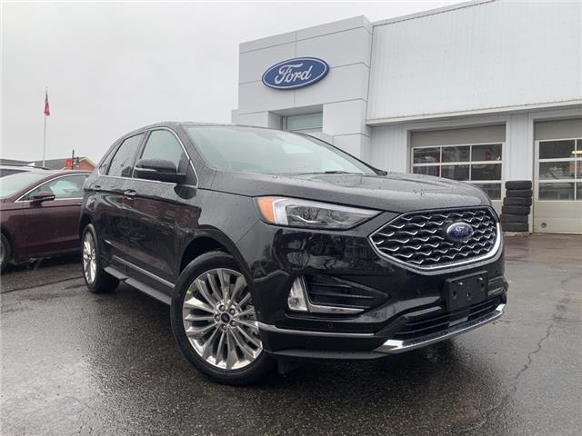2020 Ford Edge Titanium (Stk: 020240) in Parry Sound - Image 1 of 22