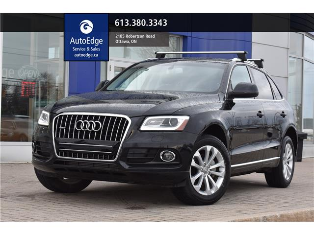2014 Audi Q5 2.0 Progressiv (Stk: A0453) in Ottawa - Image 1 of 29
