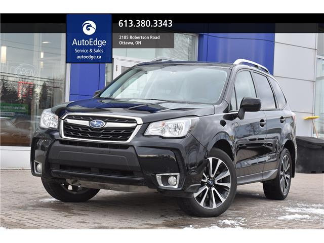 2018 Subaru Forester 2.0XT Touring (Stk: A0454) in Ottawa - Image 1 of 30