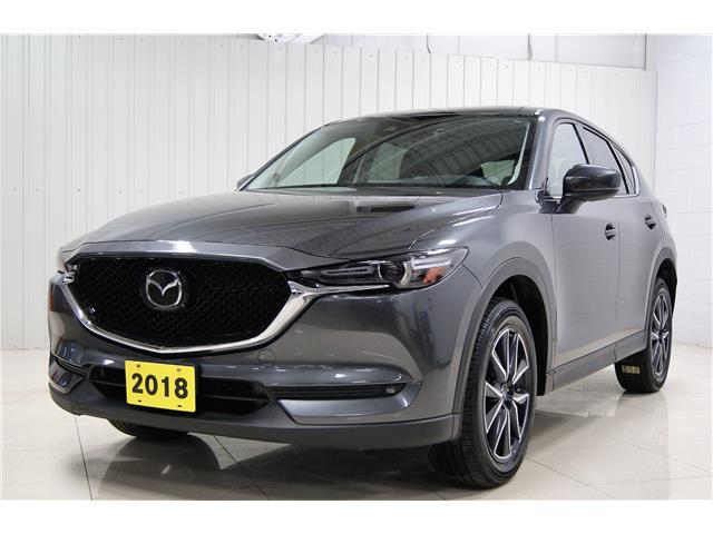 2018 Mazda CX-5 GT (Stk: MP0687) in Sault Ste. Marie - Image 1 of 17