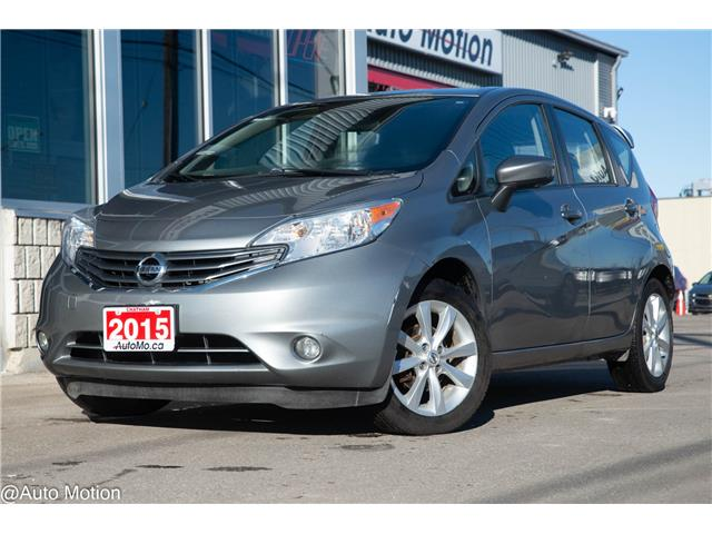 2015 Nissan Versa Note  (Stk: 201143) in Chatham - Image 1 of 23