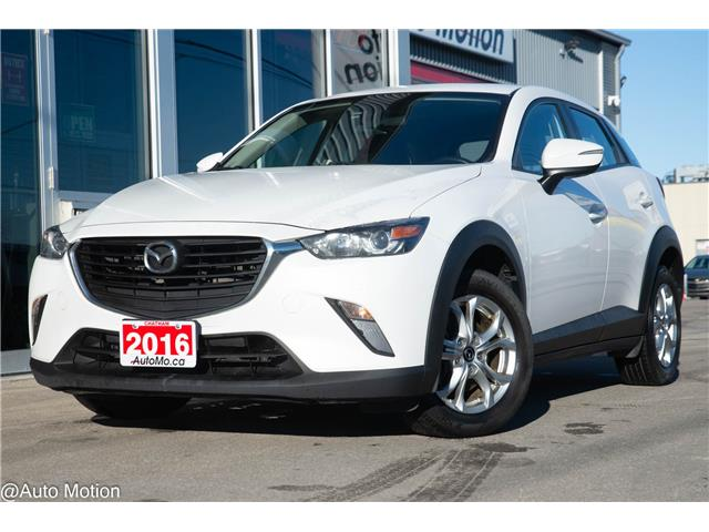 2016 Mazda CX-3 GS (Stk: 201150) in Chatham - Image 1 of 22