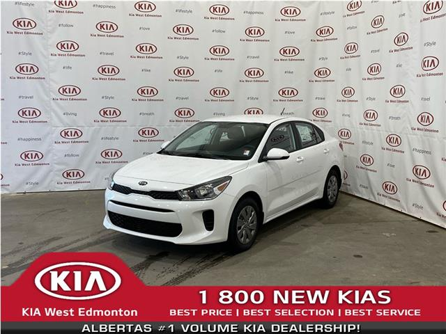 2020 Kia Rio LX+ (Stk: 22672) in Edmonton - Image 1 of 20