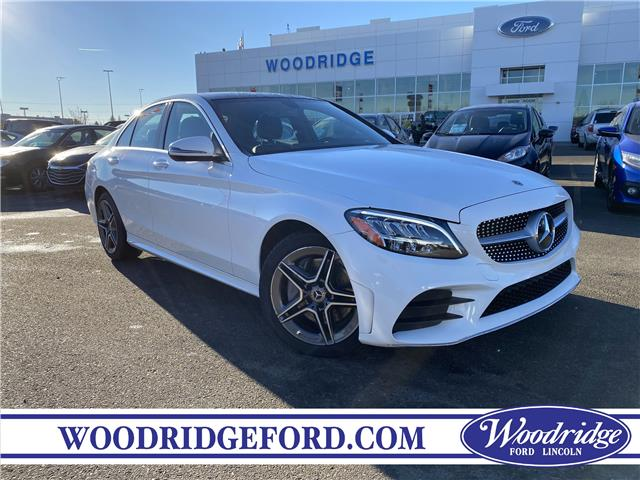 2020 Mercedes-Benz C-Class Base (Stk: 17687) in Calgary - Image 1 of 24