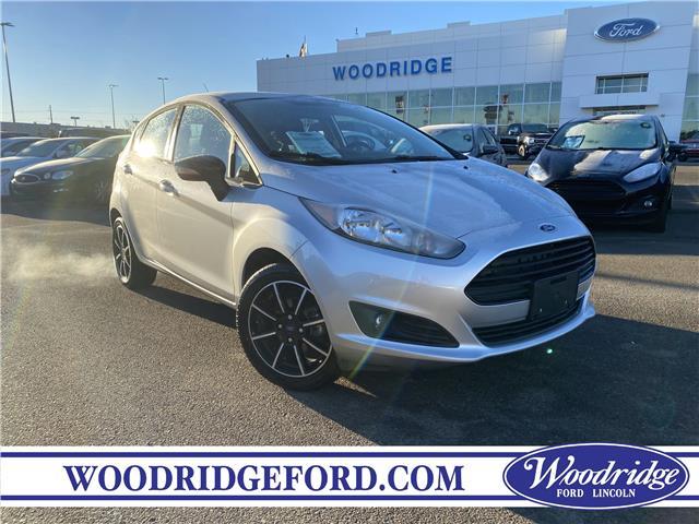 2019 Ford Fiesta SE (Stk: 17697) in Calgary - Image 1 of 20