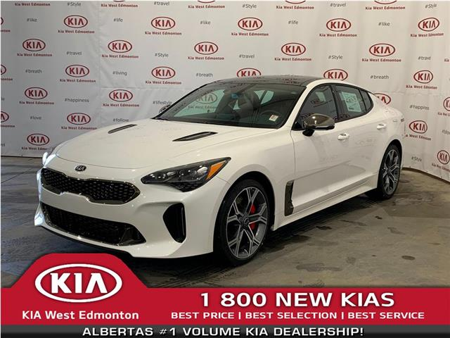 2021 Kia Stinger GT Limited w/Red Interior (Stk: 22686) in Edmonton - Image 1 of 35