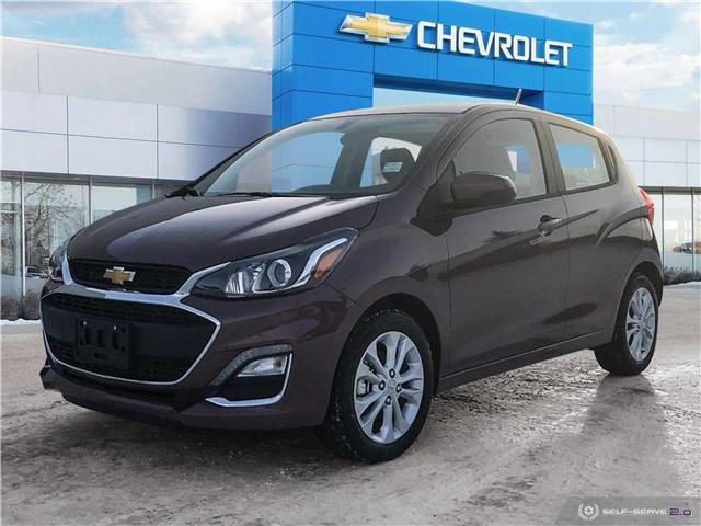2020 Chevrolet Spark 1LT CVT (Stk: G20142) in Winnipeg - Image 1 of 27