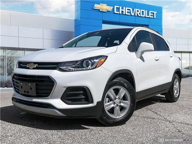 2020 Chevrolet Trax LT (Stk: G20605) in Winnipeg - Image 1 of 27