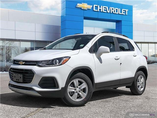 2020 Chevrolet Trax LT (Stk: G20608) in Winnipeg - Image 1 of 27