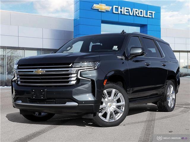 2021 Chevrolet Tahoe High Country (Stk: G21028) in Winnipeg - Image 1 of 27