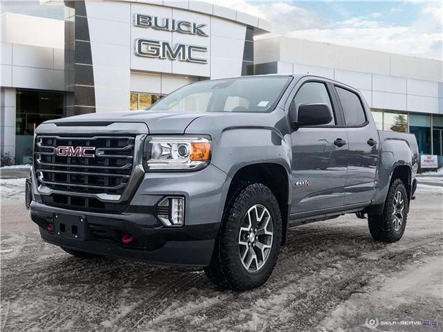2021 GMC Canyon  (Stk: G21126) in Winnipeg - Image 1 of 25