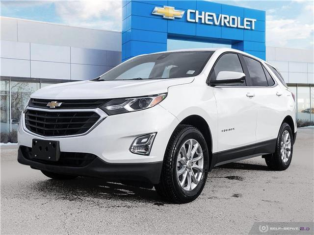2021 Chevrolet Equinox LT (Stk: G21149) in Winnipeg - Image 1 of 25