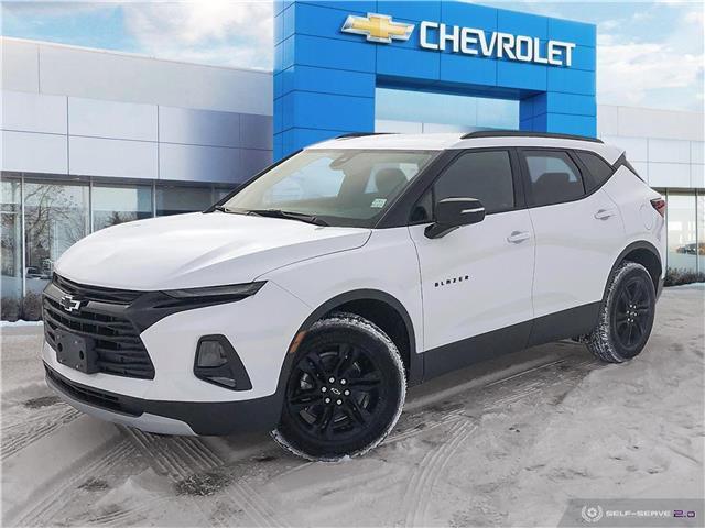 2021 Chevrolet Blazer  (Stk: G21190) in Winnipeg - Image 1 of 25