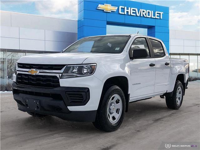 2021 Chevrolet Colorado WT (Stk: G21212) in Winnipeg - Image 1 of 24