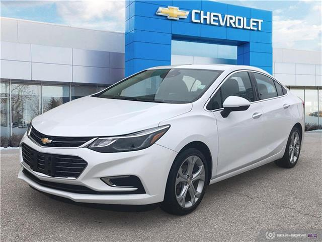 2016 Chevrolet Cruze Premier Auto (Stk: F3P2AU) in Winnipeg - Image 1 of 26