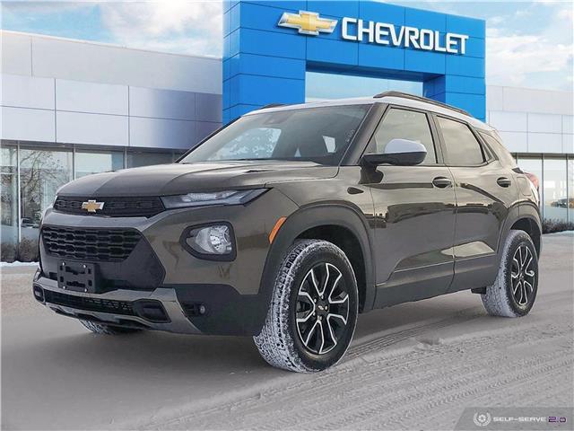 2021 Chevrolet TrailBlazer ACTIV (Stk: G21254) in Winnipeg - Image 1 of 25