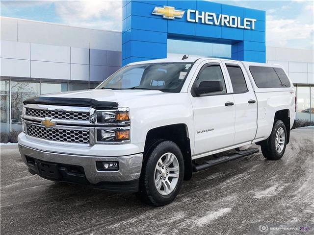 2014 Chevrolet Silverado 1500  (Stk: F3PATH) in Winnipeg - Image 1 of 26