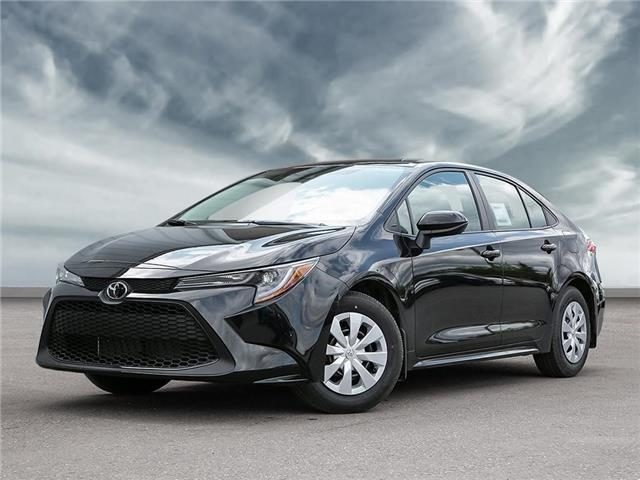 2021 Toyota Corolla LE (Stk: 21CR171) in Georgetown - Image 1 of 23