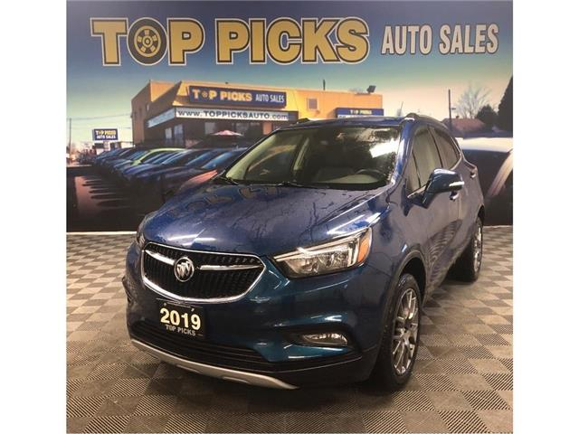 2019 Buick Encore Sport Touring (Stk: 754614) in NORTH BAY - Image 1 of 29