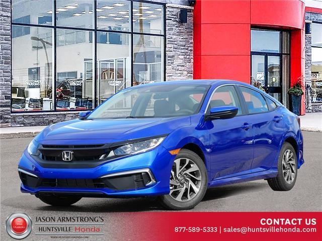 2021 Honda Civic EX (Stk: 221045) in Huntsville - Image 1 of 23