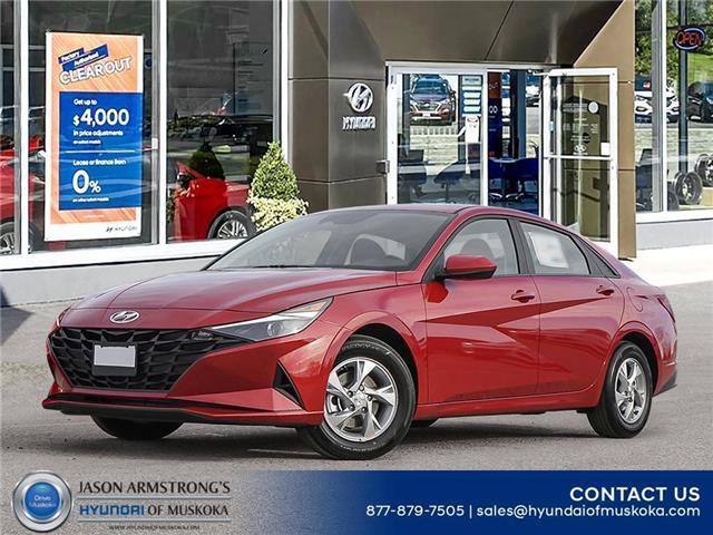2021 Hyundai Elantra ESSENTIAL (Stk: 121-045) in Huntsville - Image 1 of 23