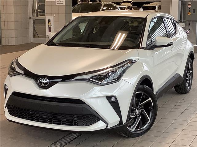 2021 Toyota C-HR Limited (Stk: 22538) in Kingston - Image 1 of 24