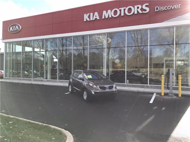 2013 Kia Sportage LX (Stk: S6749B) in Charlottetown - Image 1 of 25