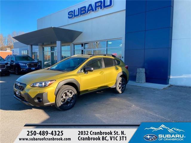 2021 Subaru Crosstrek Outdoor (Stk: 269580) in Cranbrook - Image 1 of 24