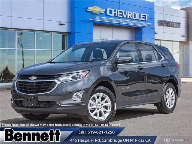 2021 Chevrolet Equinox LT (Stk: 210249) in Cambridge - Image 1 of 10
