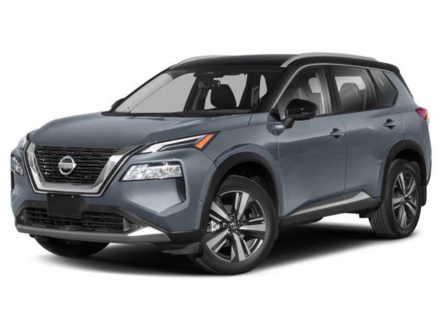 New 2021 Nissan Rogue Platinum  - Chilliwack - Mertin Nissan