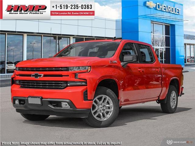 2021 Chevrolet Silverado 1500 RST (Stk: 89113) in Exeter - Image 1 of 23