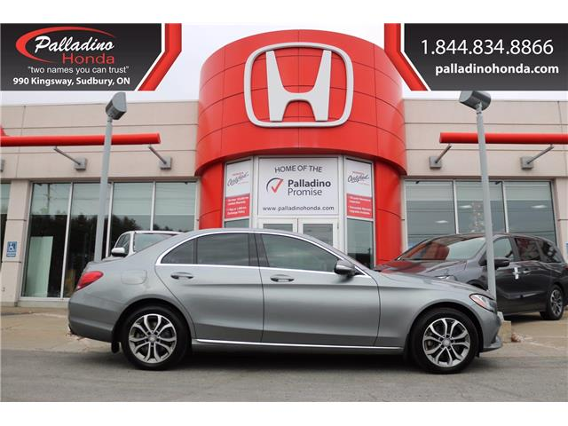 2015 Mercedes-Benz C-Class Base (Stk: 22808A) in Greater Sudbury - Image 1 of 34