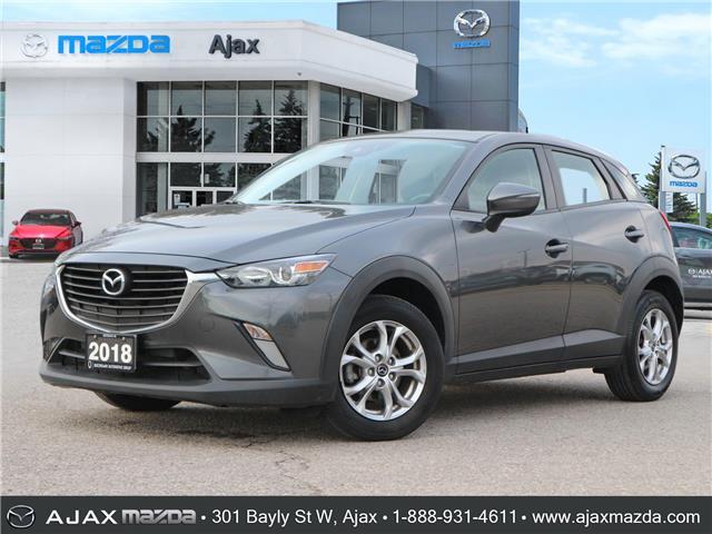 2018 Mazda CX-3 GS (Stk: P5613) in Ajax - Image 1 of 29