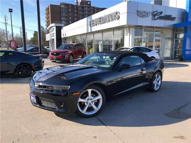 2015 Chevrolet Camaro LT (Stk: 20105AAA) in Chatham - Image 1 of 17