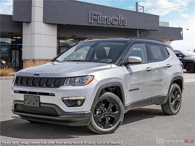 2021 Jeep Compass Altitude (Stk: 99662) in London - Image 1 of 23