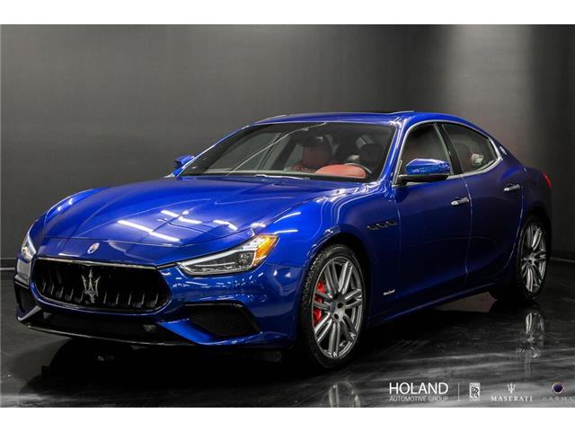 2018 Maserati Ghibli S Q4 GranSport 3.0L (Stk: MP050) in Montréal - Image 1 of 30