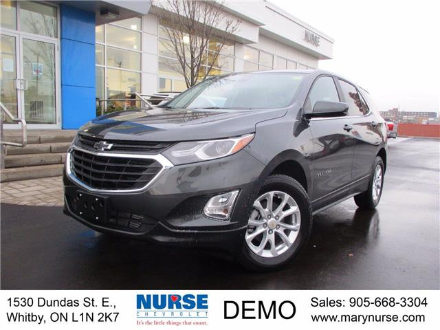 2021 Chevrolet Equinox LT (Stk: 21T044) in Whitby - Image 1 of 28