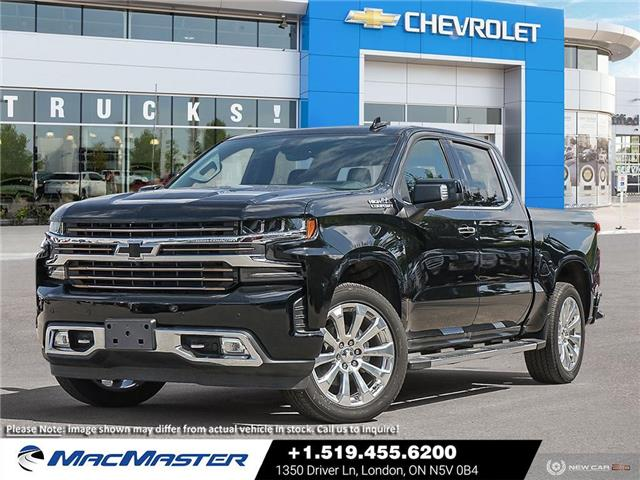 2021 Chevrolet Silverado 1500 High Country (Stk: 210054) in London - Image 1 of 23