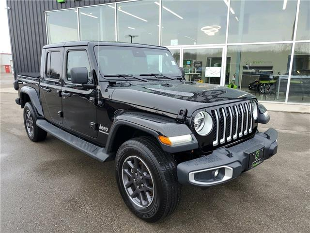 2020 Jeep Gladiator Overland (Stk: 5829 Ingersoll) in Ingersoll - Image 1 of 30