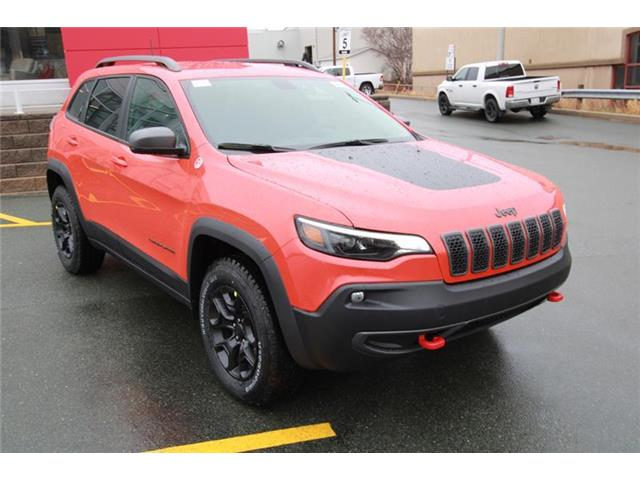 2021 Jeep Cherokee Trailhawk (Stk: PW1510) in St. Johns - Image 1 of 21