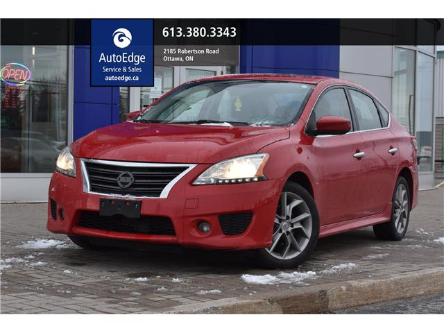 2015 Nissan Sentra 1.8 S (Stk: A0426A) in Ottawa - Image 1 of 29
