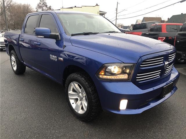 2017 RAM 1500 Sport (Stk: 20211A) in Cornwall - Image 1 of 27